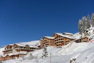 Résidence de Tourisme - Résidence Les Portes du Grand Massif 4*
