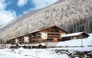 Résidence Les Portes du Mont Blanc