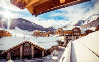 Residence Les Hauts de Preclaux 3* - Hebergement + Forfait + Materiel de ski