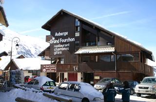 Résidence de Tourisme - ~Auberge Le Grand Fourchon~ ANNULE