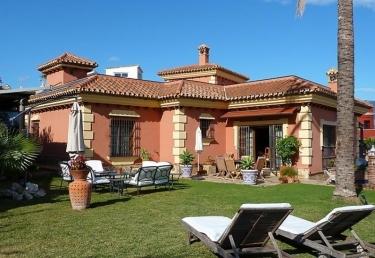 Vacances : Villa La Palmera