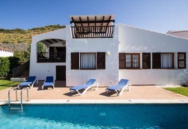 Vacances : Villas Playas de Fornells V3D AC 01