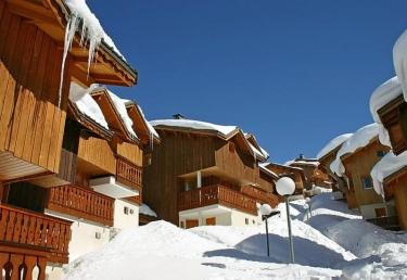Appartement de particulier - Lodges et Chalets des Alpages