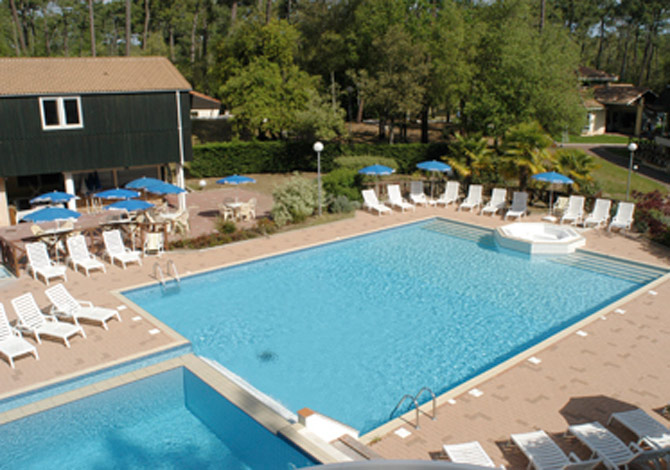 Location h tel club vacanciel de st georges de didonne for Piscine saint georges