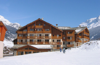 Location ski val cenis for Piscine lanslevillard