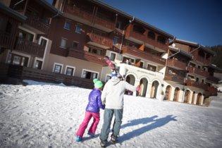 Résidence de Tourisme - Résidence Labellemontagne Les Grandes Feignes 3*