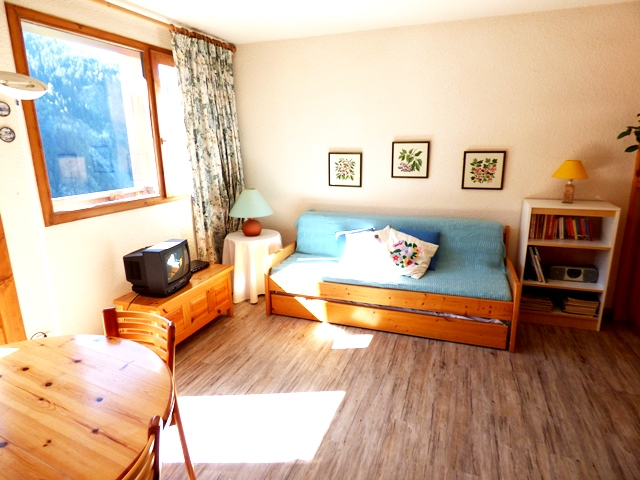 Appartement Le Lonzagne N13 - 5 Couchages - Hebergement + Forfait remontee mecan