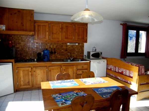 Appartement Le Chocard - 4 Couchages