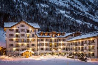 Résidence de Tourisme - Résidence & Spa Vallorcine Mont-Blanc 5*