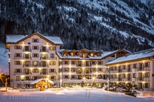Residence & Spa Vallorcine Mont-Blanc 5*