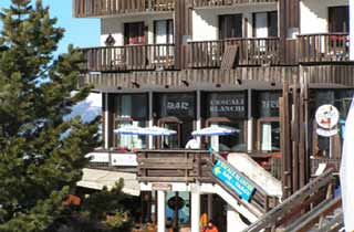 Hotel - Hôtel l'Escale Blanche