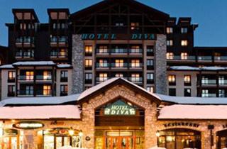 Hotel - Hôtel ~ Le Diva ***