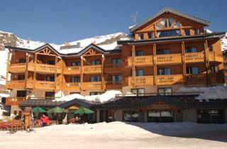 Hotel - Hôtel ~ des Neiges ANNULE