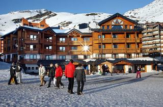 Hotel - Hôtel ~ Fitz Roy ANNULE