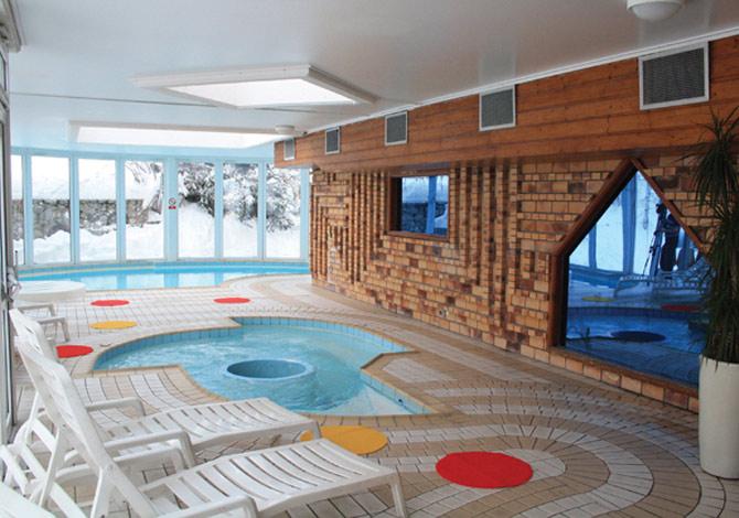 Location h tel la brunerie location vacances les deux for Piscine les 2 alpes