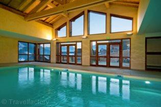 Residence Lagrange Vacances Les Chalets du Mont Blanc 3*