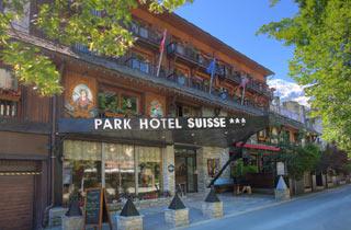 Park ~ Hôtel Suisse ANNULE