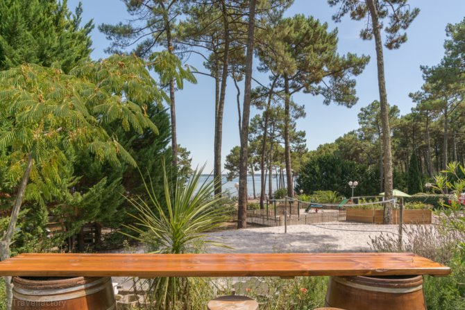 Camping Slow Village Biscarrosse Lac 4*