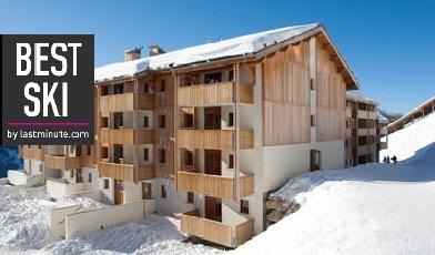 Résidence Best Ski Le Pra Palier