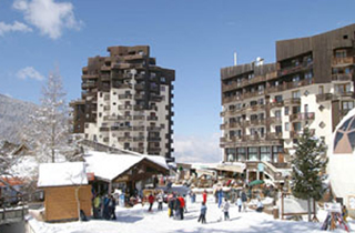 Résidence de Tourisme - Résidence L'Escale Blanche