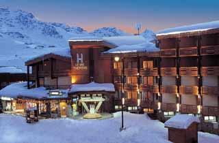 Hotel - Hôtel le Val Thorens***