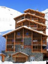 Residence Plein Sud 4* - Heb. + Skipass + Mat. de ski + Repas