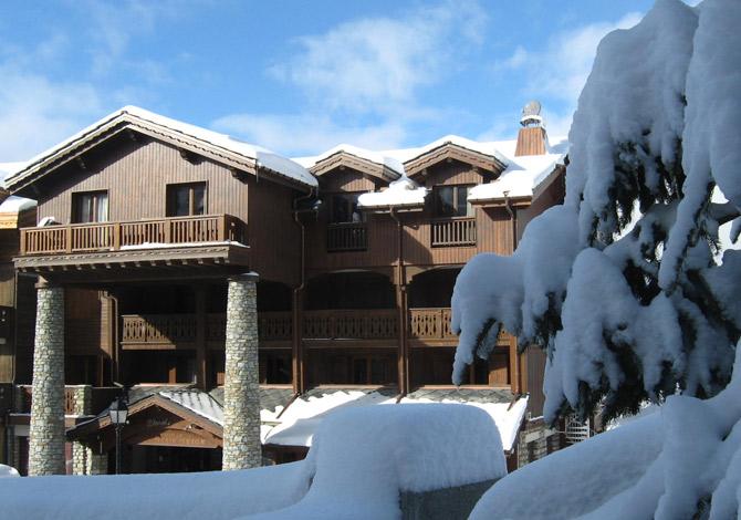 Location h tel blanche neige location vacances courchevel 1650 - Office tourisme courchevel 1650 ...
