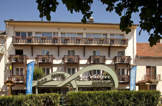 Hotel - Hôtel Les Vallées ***