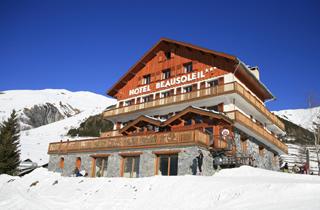 Hotel - Hôtel Beausoleil **