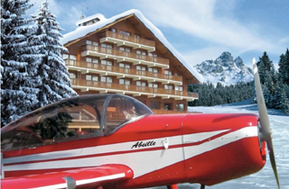 Hotel - Altiport Hôtel ****