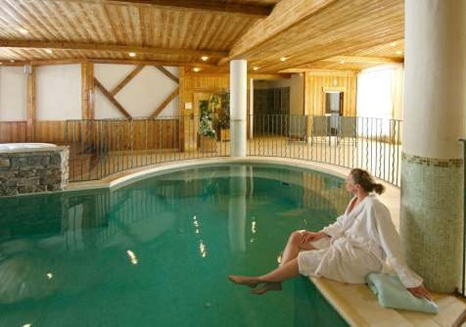 Location r sidence l 39 oxalys location vacances val for Piscine val thorens