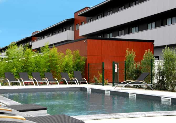 location quality suites spa arcachon bv location vacances arcachon. Black Bedroom Furniture Sets. Home Design Ideas