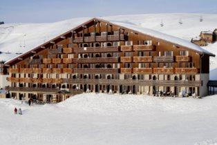 Résidence de Tourisme - Résidence Le Mont Soleil 3*