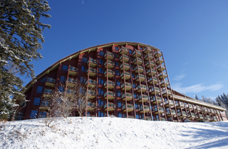 Hotel - Hôtel Mercure Les Arcs 1800 ***