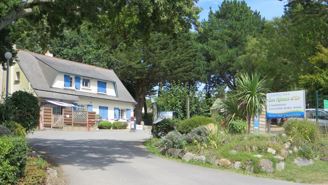 Camping Les Ajoncs d'Or 3*