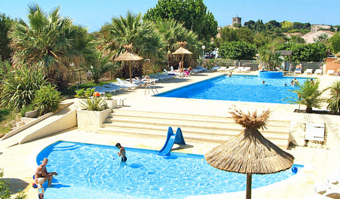 Camping Le Beau Rivage 3*