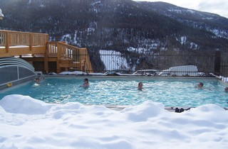 Promo ski les orres travelski for Piscine les 2 alpes