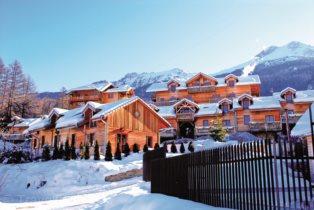 Résidence de Tourisme - Résidence Sunêlia Les Logis d'Orres 3*