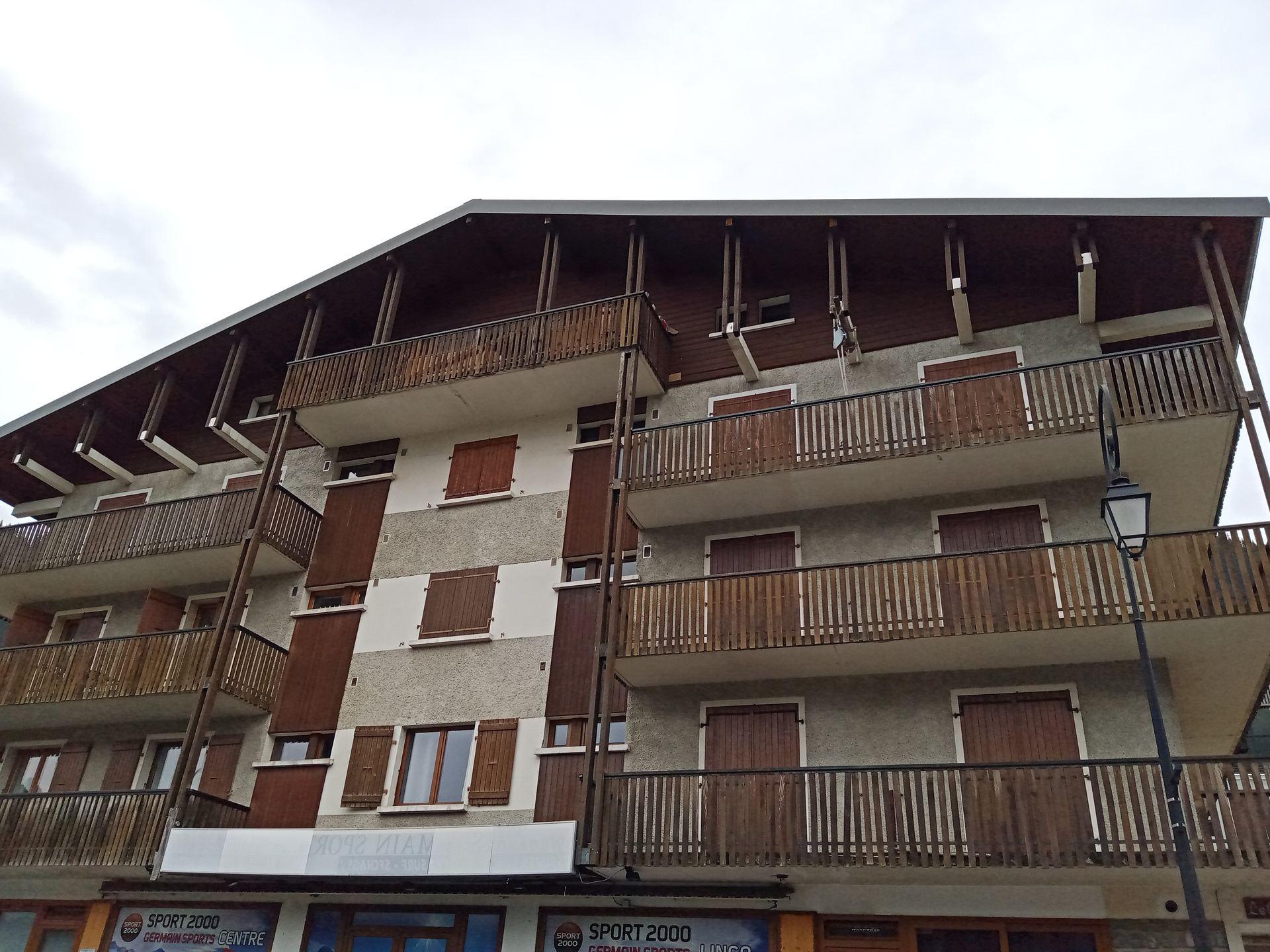 Apartments Le Grand Tetras