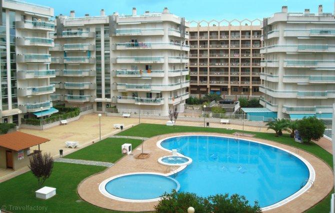 Location R 233 Sidence Larimar Location Vacances Salou