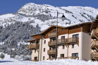Résidence de Tourisme - Résidence Les Flocons d'Argent 3*