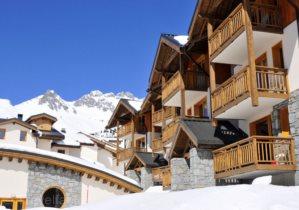 Résidence de Tourisme - Résidence Les 4 Vallées***