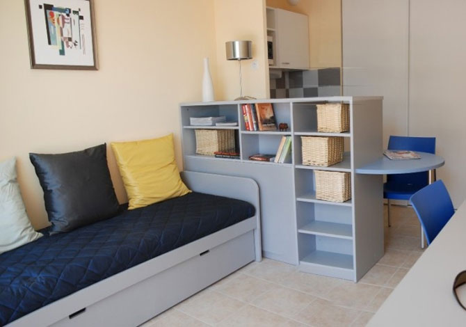 Location r sidence l 39 oliveraie en formule h teli re for Location residence hoteliere