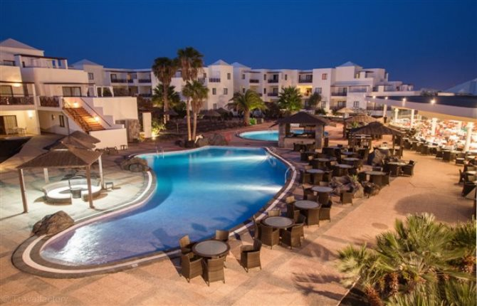 Vitalclass Lanzarote Sports & Wellness Resort 4*