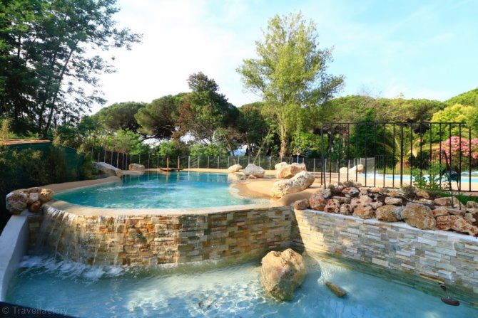 Camping Plateau des Chasses 4*