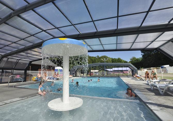 Location camping la ch naie location vacances for Vacances en normandie avec piscine