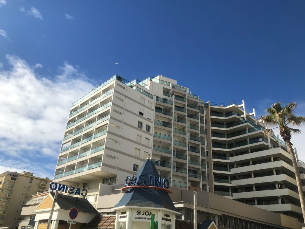 Appartement Casino A Canet Plage