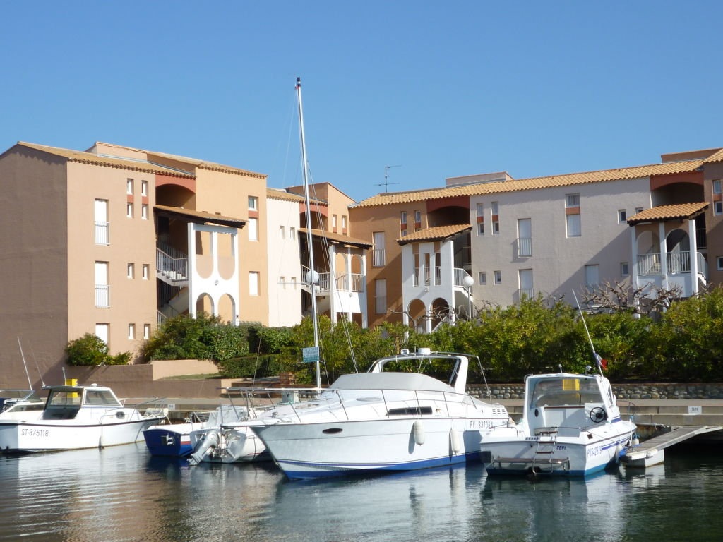 Appartement Marina Village