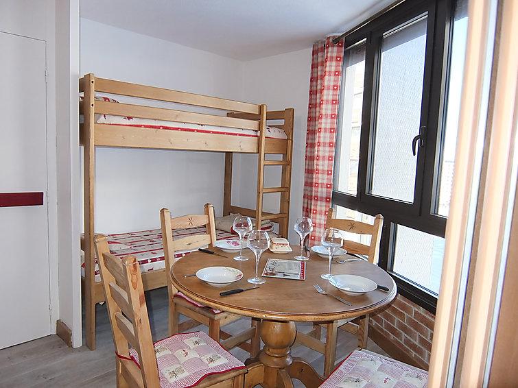 Appartement Caron - Hebergement + Forfait remontee mecanique