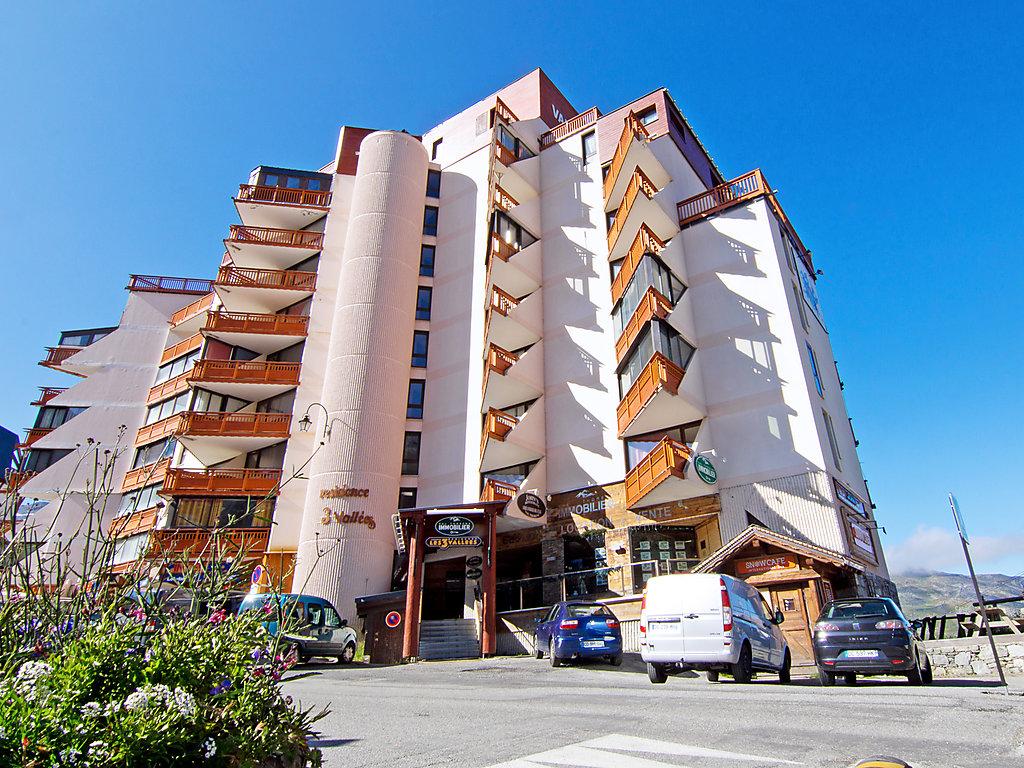 Apartment Les Trois Vallees - Hebergement + Forfait remontee mecanique